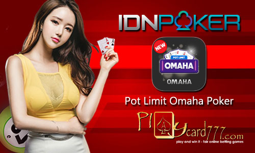 Pot Limit Omaha Poker Online Indonesia IDNPlay
