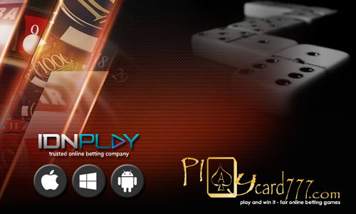 Domino QQ Online Indonesia IDNPlay