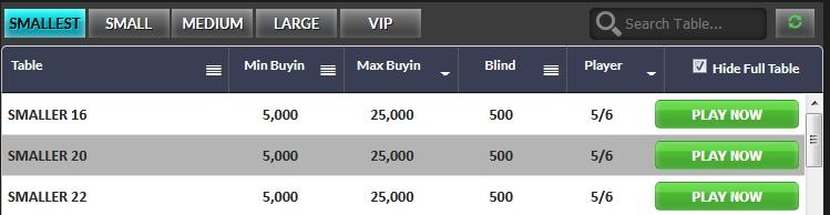 super10 pilihan meja taruhan smallest - vip - bonus freechip 100% gratis tanpa deposit mingguan - www.qqpokeronline.com
