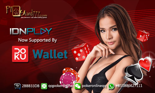 Doku Wallet Payment Gateway Game Domino QQ Poker Ceme Online