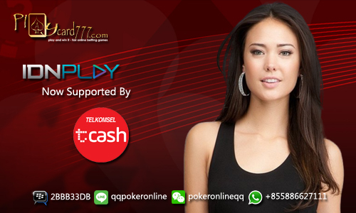 TCash Telkomsel Layanan Mobile E Money QQPokeronline