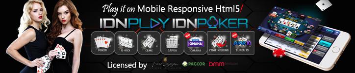 Game Judi Smartphone Html5 Tanpa Download IDNPoker