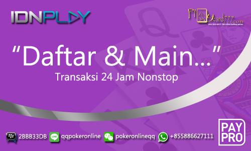 Deposit Via Paypro 24 Jam Nonstop Di Situs Judi Online