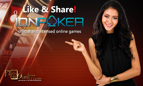 Like And Share Facebook QQPokeronline