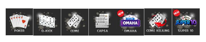 situs game judi domino 99 online poker capsa susun omaha super10 ceme terpercaya - qqpokeronline