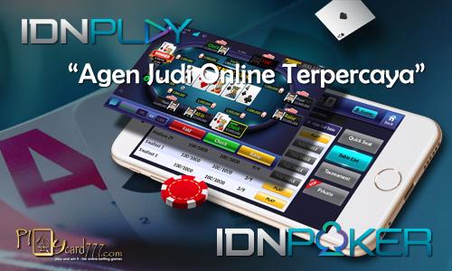 Agen Judi Online IDNPlay Terpercaya - QQPokeronline