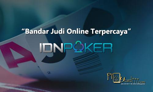 Agen Judi Resmi IDNPlay - QQPokeronline