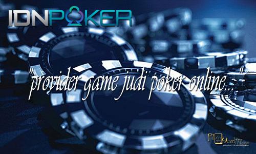 IDN Play Provider Game Judi Uang Asli Online Terpercaya
