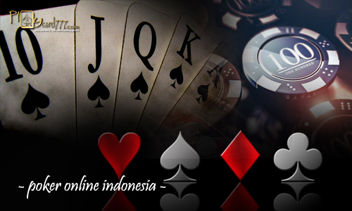 judi poker online uang asli indonesia