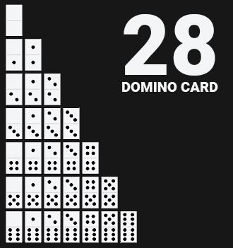 DEK KARTU DOMINO