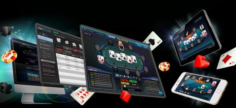 Layanan Poker Uang Asli di Web Judi Online IDNPlay
